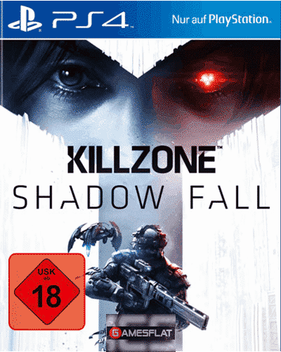 Killzone Shadow Fall PS-4