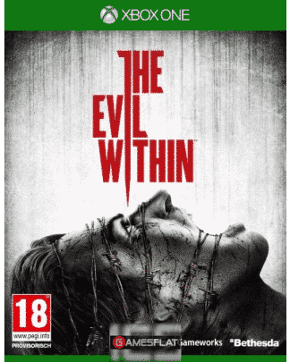 Evil Within XB-One AT D1