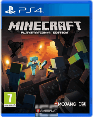 Minecraft PS-4 UK multi