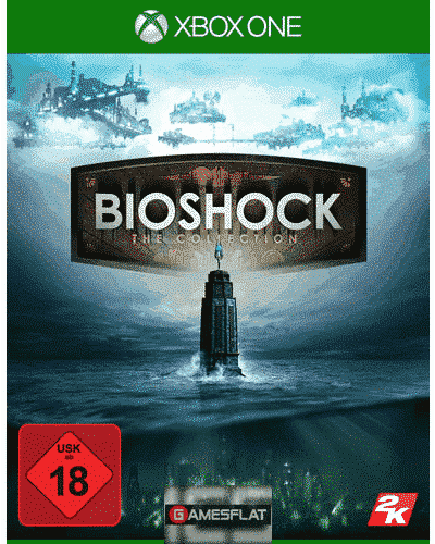 Bioshock Complete Collection XB-One