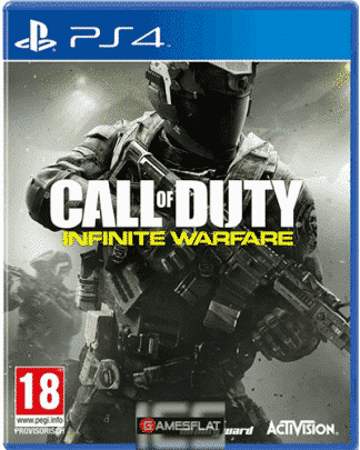 COD Infinite Warfare PS-4 D1 AT Call of Duty + Terminal Bonus-Map