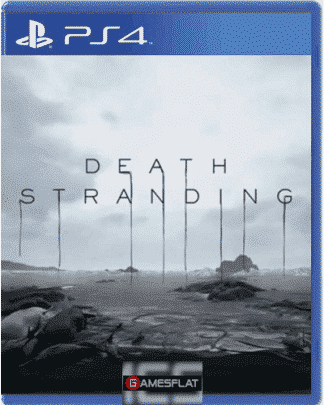 Death Stranding PS-4 PEGI