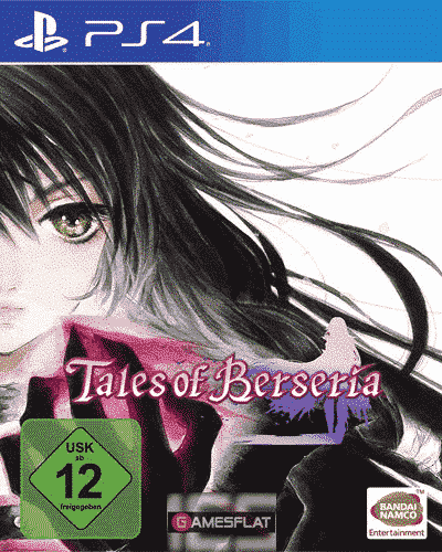 Tales of Berseria PS-4
