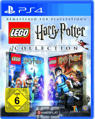 Lego Harry Potter Collection PS-4 HD Remastered Jahre 1-7
