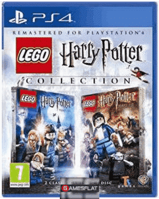 Lego Harry Potter Collection PS-4 AT HD Remastered Jahre 1-7