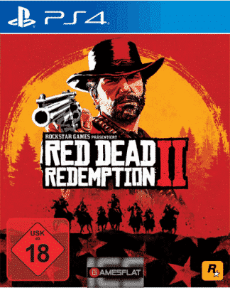 Red Dead Redemption 2 PS-4