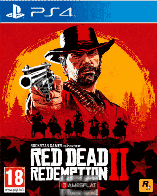 Red Dead Redemption 2 PS-4 AT