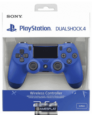 PS4 Controller org. Wave Blue V2 wireless Dual Shock 4 UN 3481 Li-ion batteries contained in equipment