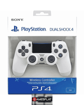 PS4 Controller org. glacier white V2 wireless Dual Shock 4 UN 3481 Li-ion batteries contained in equipment