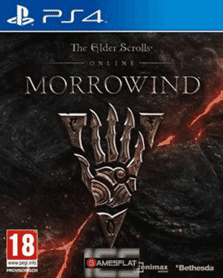 Elder Scrolls Onl.Morrowind PS-4 AT inkl. Tamriel Unlimited