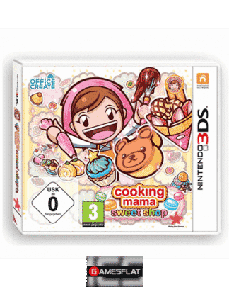 Cooking Mama: Sweet Shop! 3DS