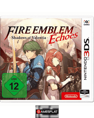 Fire Emblem Echoes 3DS Shadows of Valentina