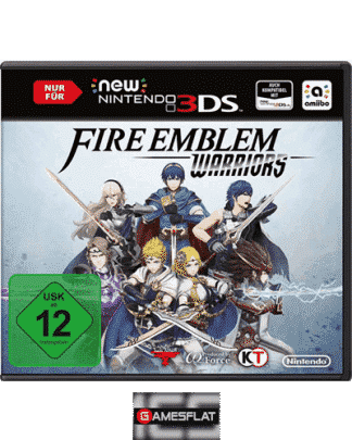 Fire Emblem Warriors 3DS nur 3DSN !