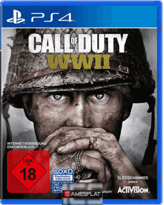 Call of Duty Cod WW2 PS-4 Call of Duty