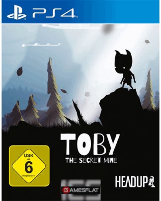 Toby: The Secret Mine PS-4