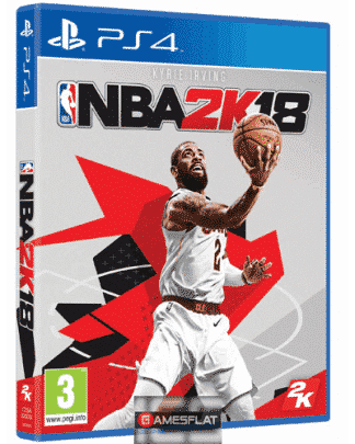 NBA 2k18 PS-4 AT