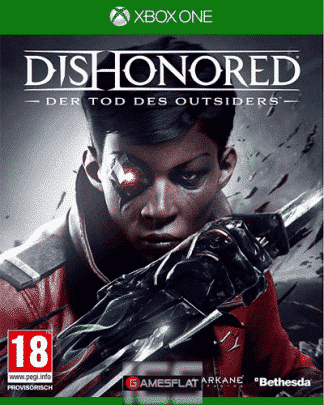 Dishonored 2 ADDON XB-One AT Tod des Outsiders STANDALONE