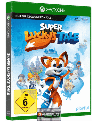 Super Luckys Tale XB-One