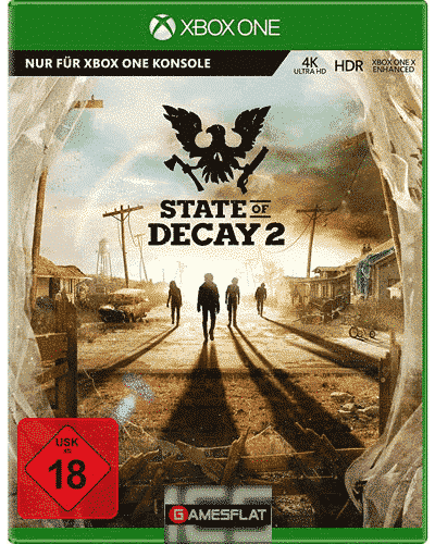 State of Decay 2 XB-One