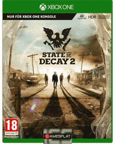 State of Decay 2 XB-One AT