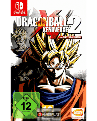 DBZ Xenoverse 2 Switch Dragon Ball Deluxe Edition