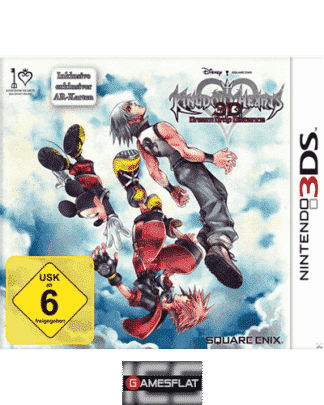 Kingdom Hearts 3DS Dream Drop