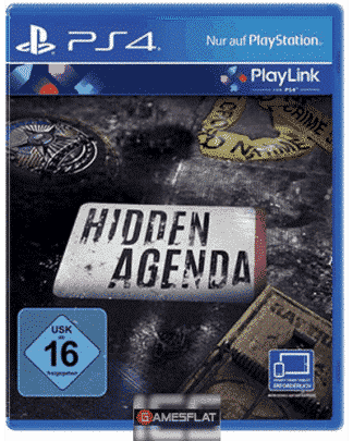 Hidden Agenda PS-4 PLAYLINK