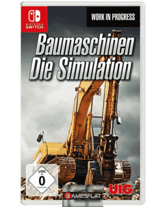Baumaschinen Switch Die Simulation