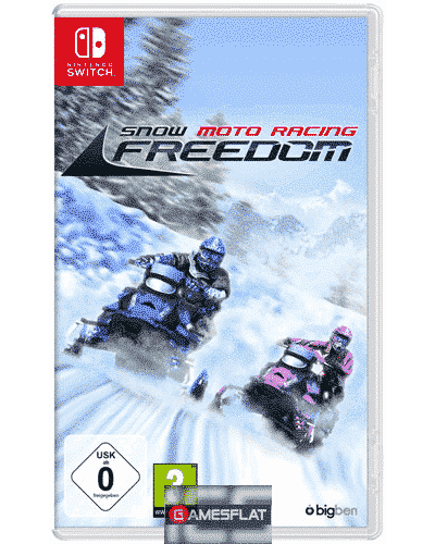 Snow Moto Racing Freedom Switch