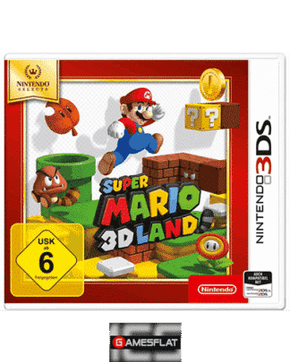 Super Mario Land 3D 3DS SELECTS