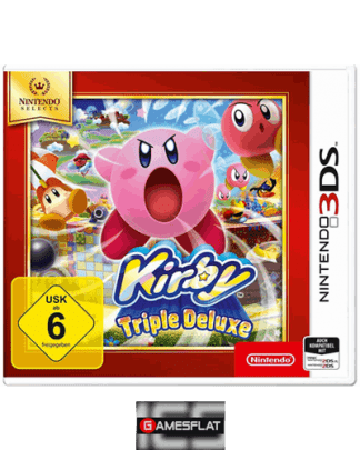 Kirby Triple Deluxe 3DS SELECTS