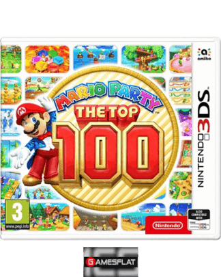 Mario Party Top 100 3DS UK