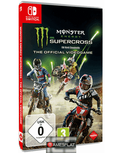 Monster Energy Supercross Switch