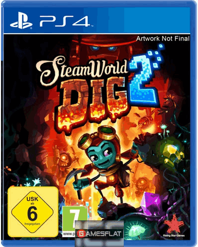SteamWorld Dig 2 PS-4
