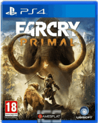 Far Cry Primal PS-4 AT