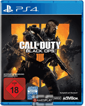 COD Black Ops 4 PS-4 Call of Duty