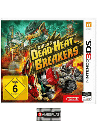 Dillons Dead-Heat Breakers 3DS