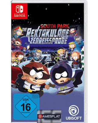 South Park 2 Switch Die rektakuläre Zerreißprobe