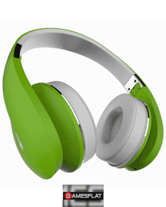 Multi Headset Ready2music GALAXIA green Bluetooth 4.0