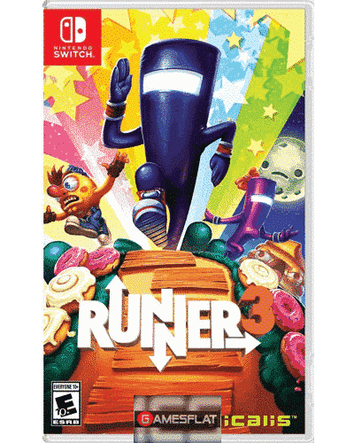 Runner 3 Switch US