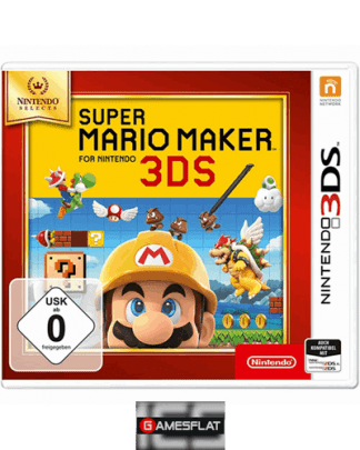 Super Mario Maker 3DS SELECTS