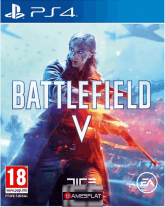 BF 5 PS-4 AT Battlefield 5