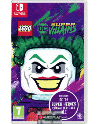 Lego DC Super-Villains Switch AT