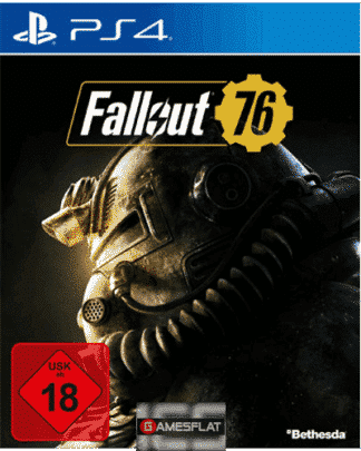 Fallout 76 PS-4