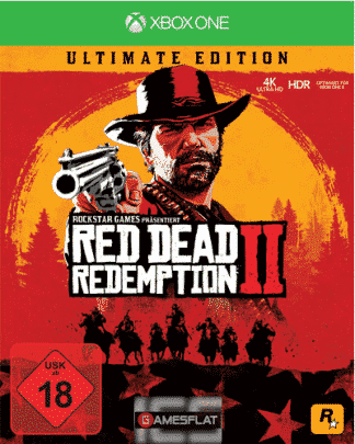Red Dead Redemption 2 XB-One U.E. Ultimate Edition