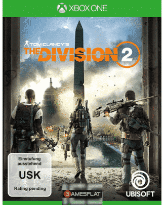 Division 2 XB-ONE Tom Clancy