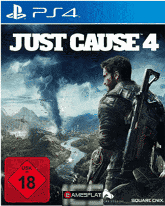 Just Cause 4 PS-4