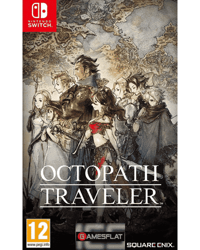 Octopath Traveler Switch AT