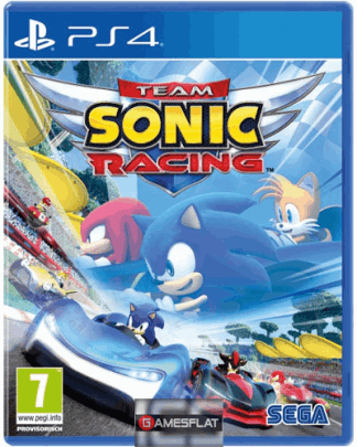 Team Sonic Racing PS-4 AT