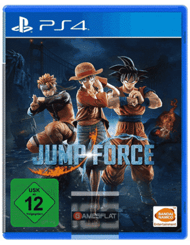Jump Force PS-4
